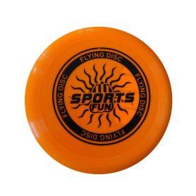 Sendebrett/frisbee-oransje