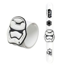 Star wars snap-on armbånd -storm-trooper