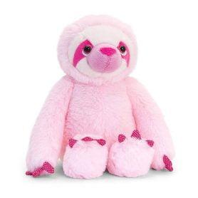 Dovendyr - Keel toys plysj 18cm rosa