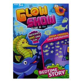 Glow Show - 12 selvlysende figurer i eske