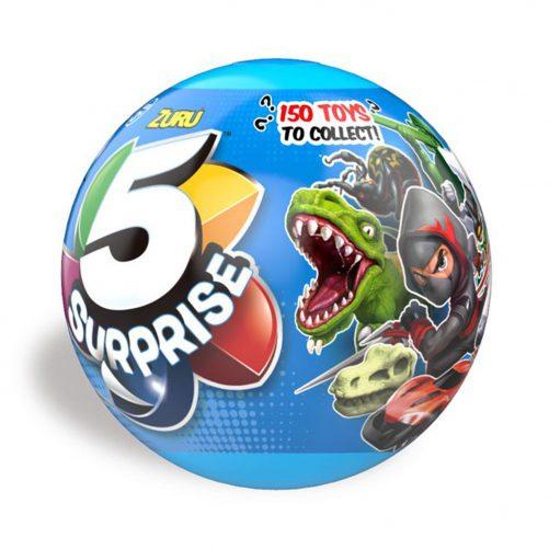 5 Surprise - 5 leker, 150 variasjoner - Ball