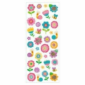 Blomster - Tinka klistremerker